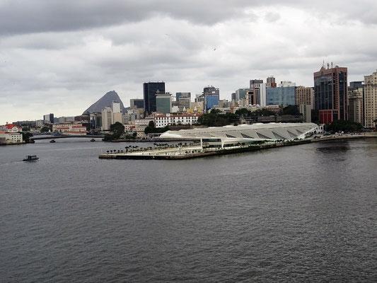 ....an Ríos neuer Hafenmeile 'Porto Maravilha'....