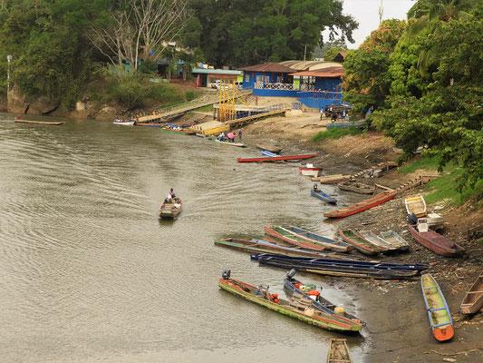 Leben am Fluss....