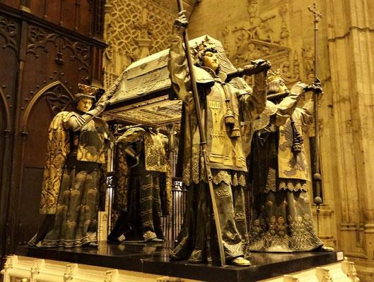 ....Grab von Christoph Kolumbus....