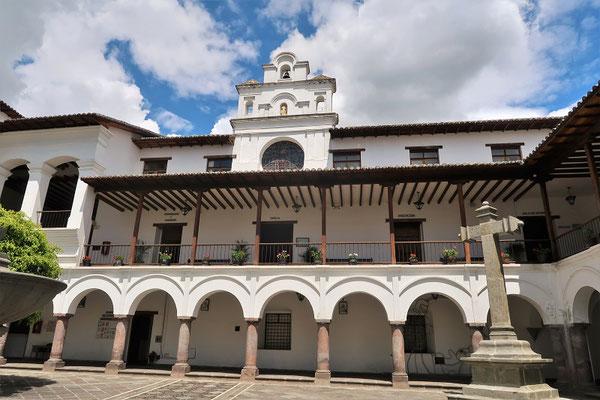 Palast des Erzbischofs....