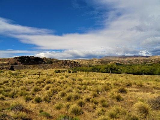 Nach dem kalten und engen Chile geniessen wir die Weite und Wärme Argentiniens