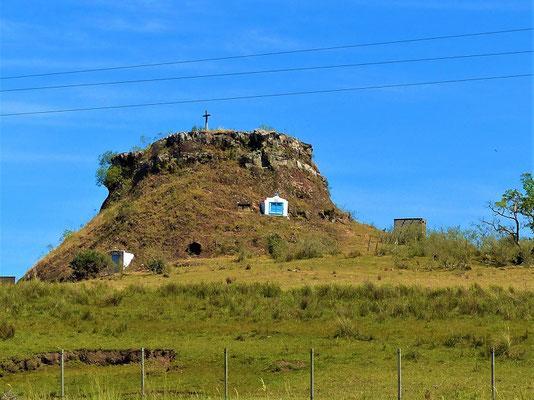 Cerro Cemeterio - Alter Friedhof der indigenen Bevölkerung