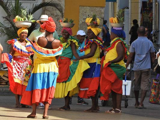 Die karibischen Damen - wenn sie was verdienen wollen ....