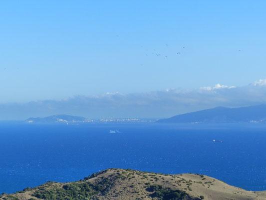 ....spanische Exclave Ceuta
