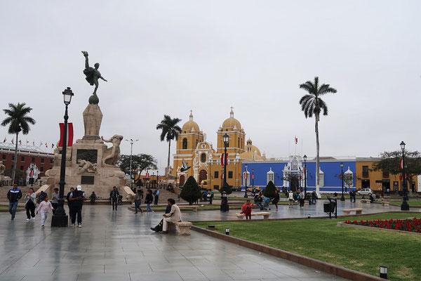 Plaza de Armas....