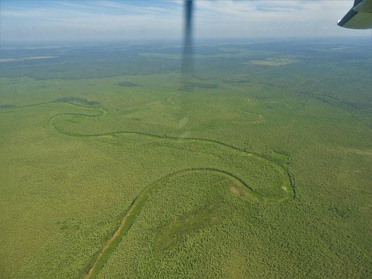 Blick über den Chaco
