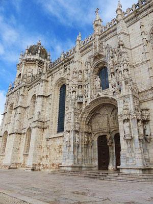 Kloster/Mosteiro dos Jerónimos