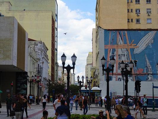 Fussgängerzone Rua das Flores