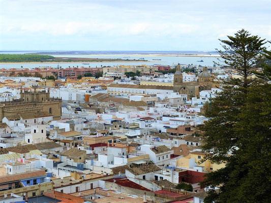 Sanlúcar de Barrameda - von hier starteten Kolumbus und Magellan ihre Reisen ins Abenteuer