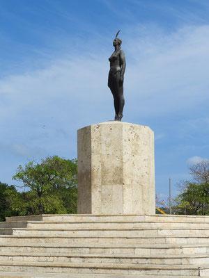 India Catalina - Begleiterin des spanischen Eroberers Pedro de Heredia und die bedeutendste indigene Persönlichkeit der kolumbianischen Kolonialzeit