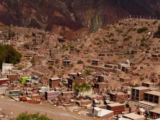 Friedhof von Maimara