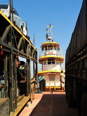 Das Schubschiff