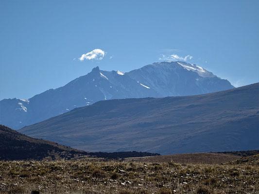 Das Dach Patagoniens Vulkan Domuyo 4702 m
