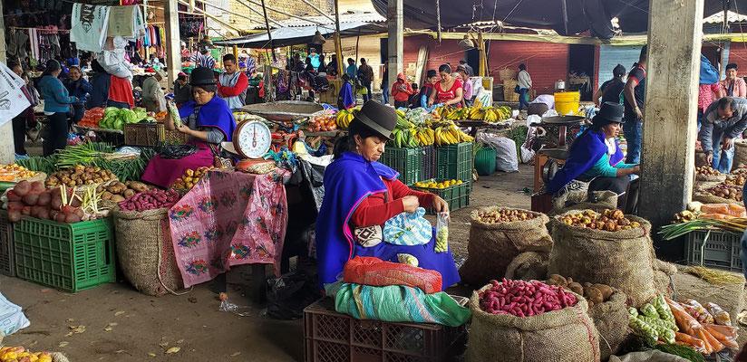 Der bunte Markt