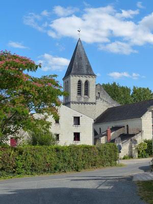 Kirche Saint Pierre....
