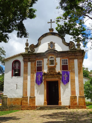Kirche Nossa Senhora do Rosario....