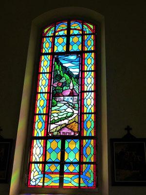 ....mit Flüeli Ranft Kapelle