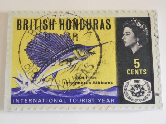 Belize war bis 1981 die Kolonie 'British Honduras' und gehört heute zum Britischen Commonwealth
