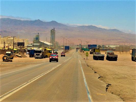 Nähe Antofagasta