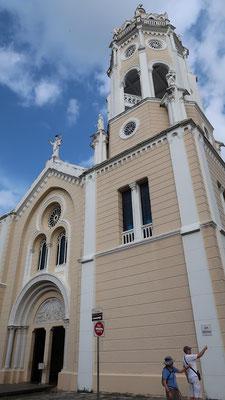 Kirche San Francisco de Asís