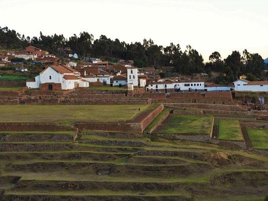 Chinchero, das antike Inka-Dorf