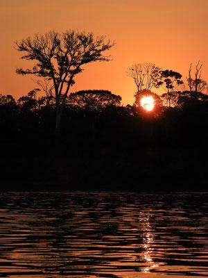 ....bis die Sonne untergeht