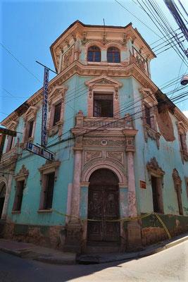 Das Postgebäude