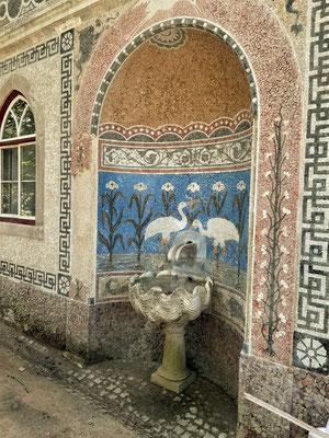 Ibis-Brunnen