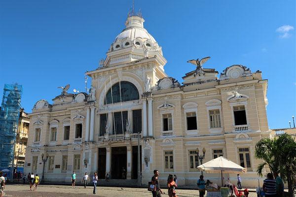 Palácio Rio Branco - erbaut 1549