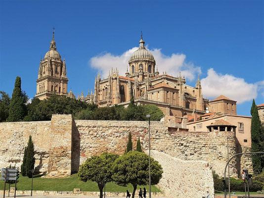 Kathedralen von Salamanca