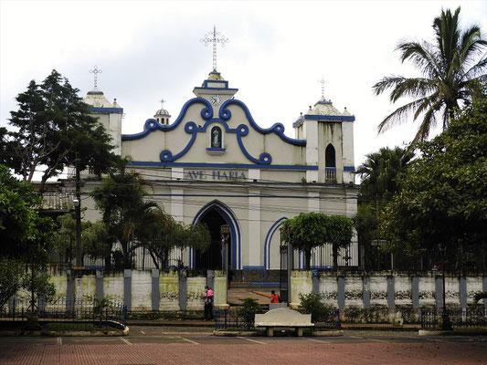 Iglesia de la Inmaculada Concepción....