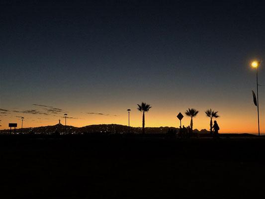 Coquimbo bei Nacht