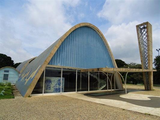 Kirche von Oscar Niemeyer