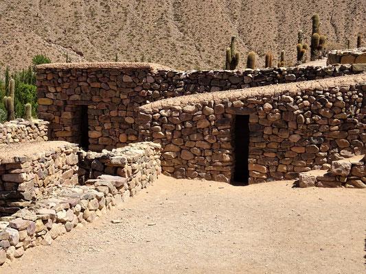 Pukará de Tilcara - ein altes Inka Dorf
