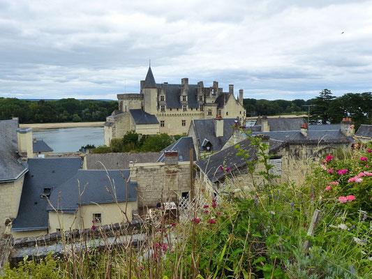 Château de Montsoreau....