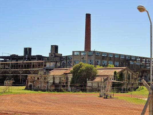Ehemalige Fabrik für Boullionwürfel....