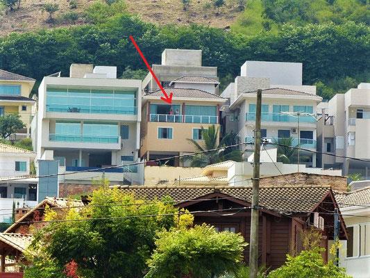 Das 3-stöckige Haus von Wender, Dayse und Samuel....