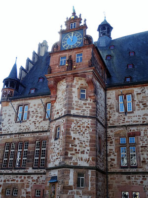 Rathaus der Universitätsstadt Marburg