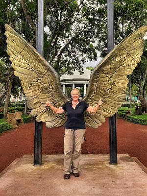 Auch ich bin manchmal ein Engel ;o))