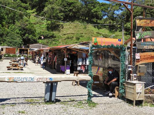 Lokaler Handwerkermarkt....