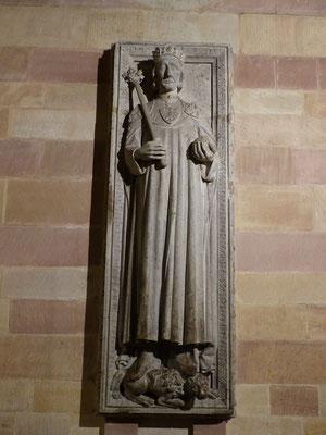 Grab Rudolph von Habsburg im Dom zu Speyer