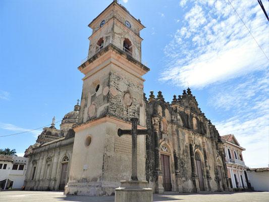 Iglesia La Merced....