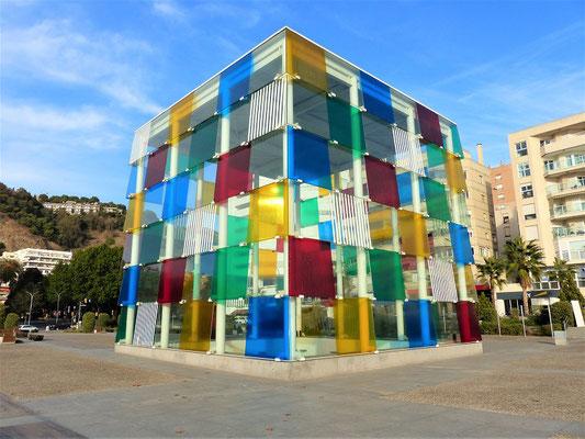 Ein Ableger des französischen Centre Pompidou - eröffnet 2015
