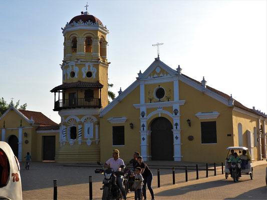 Iglesia de Santa Bárbara 1613....