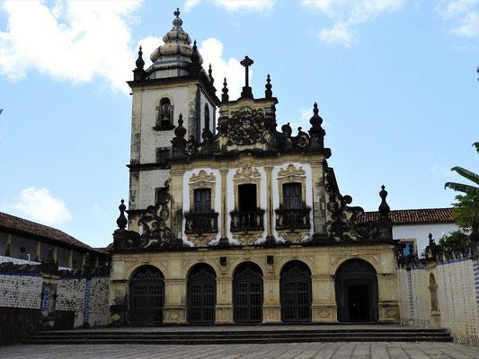 Kirche São Francisco....