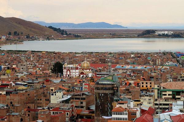 Puno mit Titicacasee