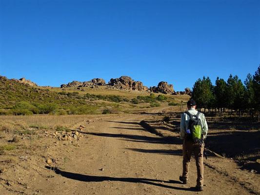Wanderung zu den Los Bolillos