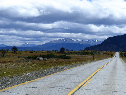 Bei Puerto Natales