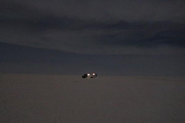 Einsam und alleine :o)