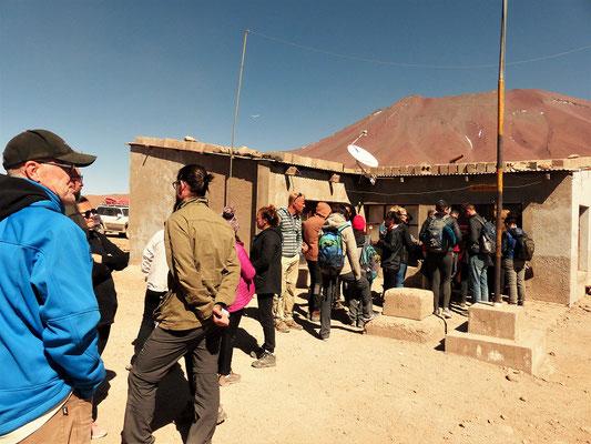 Zollabfertigung Bolivien - hier ist Geduld gefragt ;o))